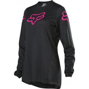 Fox Jersey Lady 180 Prix Black/pink