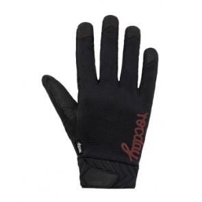 Rękawiczki ROCDAY Evo Race czarny/czerwony