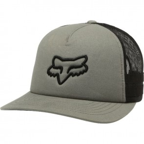 Czapka Z Daszkiem Fox Lady Head Trik Trucker Fatigue Green Os