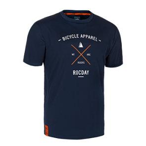 Rocday Koszulka ELEMENT SANITIZED® granatowy S
