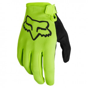Rękawiczki FOX Ranger żółty