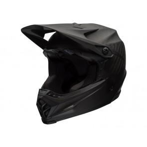BELL FULL-9 matte black grey kask fullface