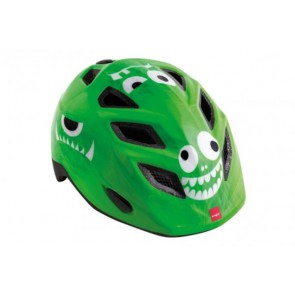 "Kask GENIO II  ""monster"" zielony"