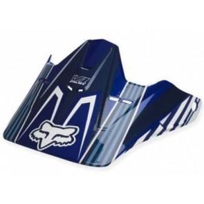 Daszek Do Kasku Fox V-1 Race Blue