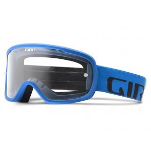 Giro 2018 Tempo Gogle Blue szybka Clear
