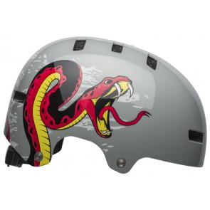 Kask juniorski BELL SPAN viper gloss dark gray roz. XS (49–53 cm) (NEW)