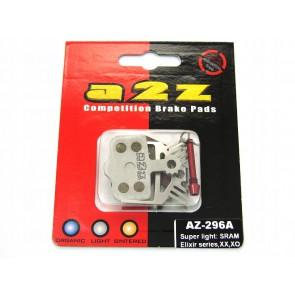 Klocki hamulcowe a2z Silver AZ-160A Magura MTS/MT2/MT4/MT6/MT8