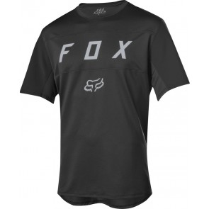 Fox Jersey Flexair Moth Black