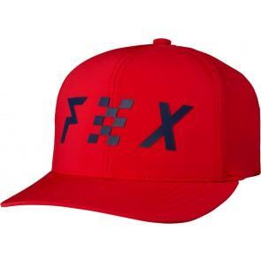 Czapka Z Daszkiem Fox Rodka 110 Red Os