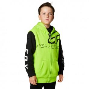 Bluza FOX Junior Skew Sherpa żółty