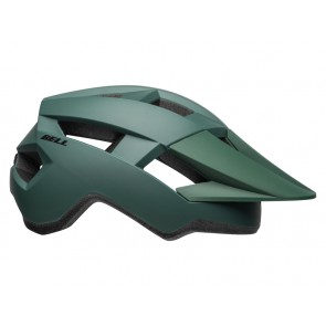 BELL SPARK matte dark green black kask