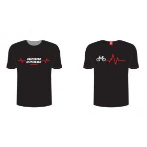 Koszulka Accent Rider Inside, czarna, L
