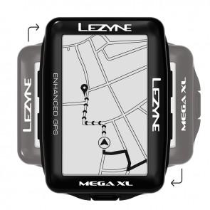 Komputer rowerowy LEZYNE MEGA XL GPS (NEW)