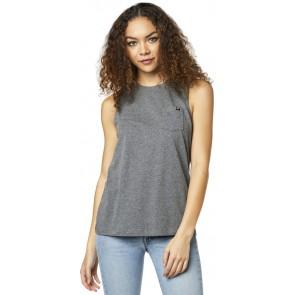 Koszulka Fox Lady Bez Rękawów Flutter Heather Graphite