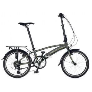 SIMPLEX M grafitowo(mat)/grafitowy(mat), rower AUTHOR'19