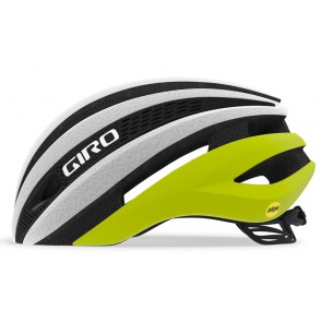 Kask szosowy GIRO SYNTHE INTEGRATED MIPS citron white roz. M (55-59 cm) (NEW)  [c]