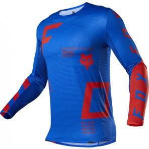 Fox Jersey Flexair Rigz Blue