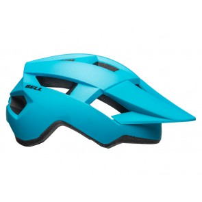 BELL SPARK matte blue black kask