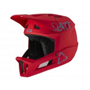 Kask LEATT MTB 1.0 DH V21.1 czerwony