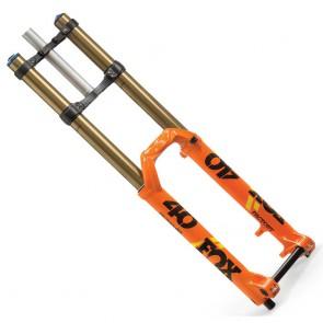 """FOX forks 40 203mm 29"""" 20x110 pomarańczowy amortyzator"""