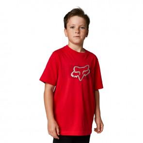 T-shirt FOX Junior Mirer czerwony