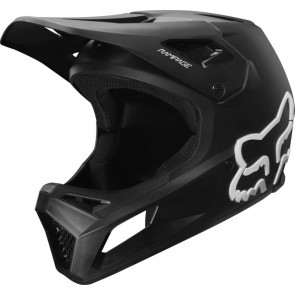 FOX Kask Rowerowy  Junior Rampage Black/Black