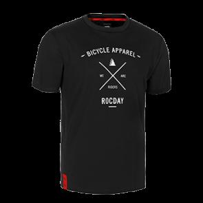 Rocday Koszulka ELEMENT SANITIZED® czarny S