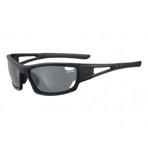 Okulary TIFOSI DOLOMITE 2.0 matte black (3szkła Smoke 15,4% transmisja światła, AC Red, Clear) (NEW)