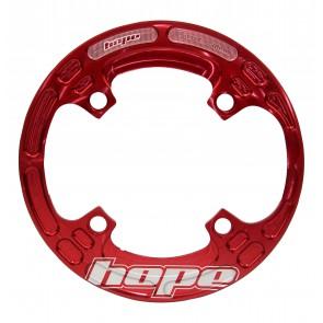 Hope Rockring 104mm 36/38T Czerwony