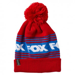 Czapka zimowa FOX Frontline OS czerwony