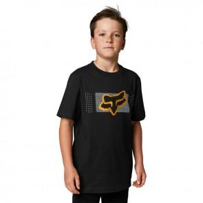 T-shirt FOX Junior Mirer czarny