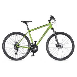 """VERTIGO 29 18"""" zielono/czarny, rower AUTHOR'19"""