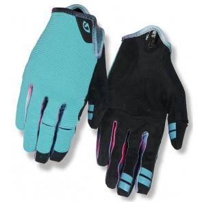 Rękawiczki damskie GIRO LA DND długi palec glacier tie-dye roz. XL (NEW)
