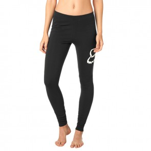 Leginsy Fox Lady Enduration Black/white S