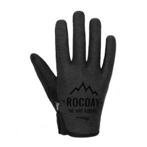 Rękawiczki ROCDAY Flow New czarny