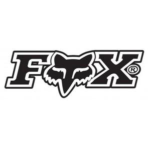 Poduszki Policzkowe Fox V2 Adult Black M