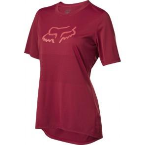 Koszulka Rowerowa Fox Lady Ranger Chili
