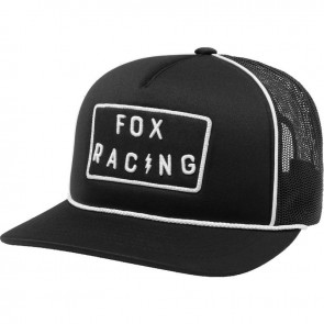 Czapka Z Daszkiem Fox Lady Bolt Trucker Black Os