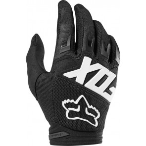 Rękawice Fox Junior Dirtpaw Race Black Yxxs