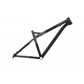 NS Bikes Rama Eccentric DJAMBO S Czarna (Bez osi)
