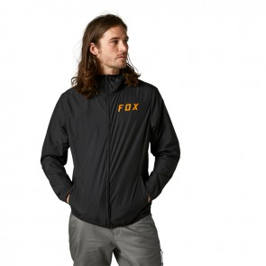 Kurtka FOX Clean Up Windbreaker M czarny