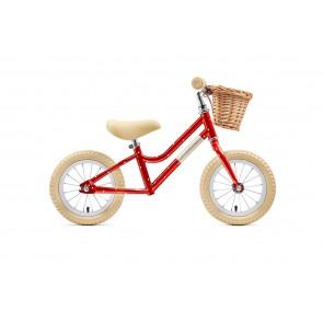 Creme Cycles Rower dziecięcy dziewczęcy MIA RED POLKA