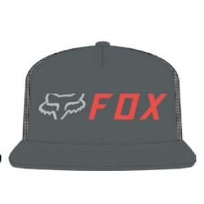 Czapka z daszkiem FOX Apex Snapback szary