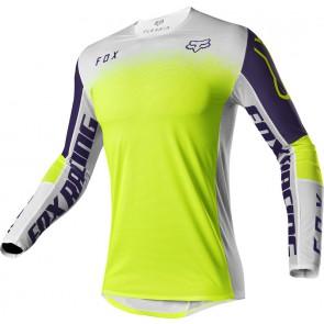 Bluza Fox Flexair Honr Purple/yellow