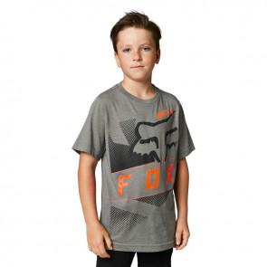 T-shirt FOX Junior Riet szary