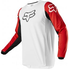 Bluza Fox 180 Prix White/black/red S
