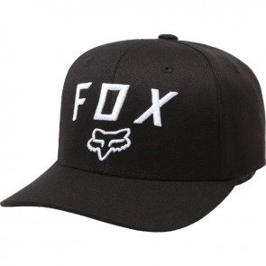 Czapka Z Daszkiem Fox Junior Legacy Moth 110 Black Os