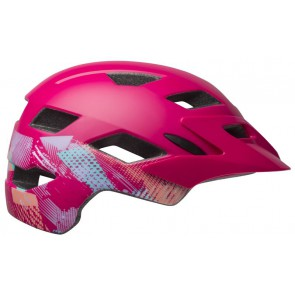 Kask juniorski BELL SIDETRACK gnarly matte berry roz. Uniwersalny (50–57 cm) (NEW)