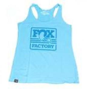 FOX koszulka damska Tank turkusowa L