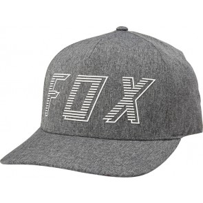 Czapka Z Daszkiem Fox Barred Flexfit Dark Grey L/xl